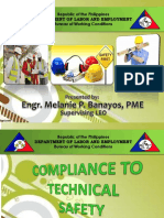 3. Compliance to Technical Safety Inspection 2