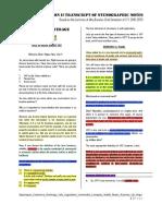 2016 Tax II 2nd Exam
