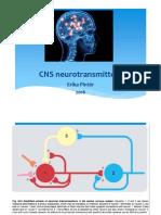 CNS Neurotransmitters