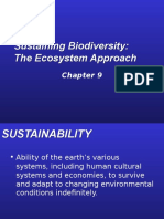 Chap 9 Ecosystem Approach