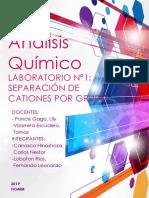 Analisis Quimico Lab 1