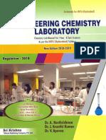 Eng Chemistry Lab Manual R18
