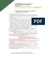 ISAG Application Checklist (2)