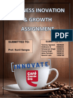 Innovation in CCD