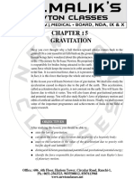 5. Gravitation