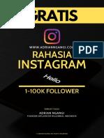 Rahasia Instagram