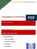 ING II 2015 Clase 5 Diseño.pptx