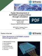 ERTS 2014 Autosar Sil Presentation