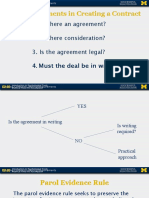 Apostila Curso Negociação - Creating Contracts_ Writing Requirements