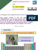 Classification Périodique(Stsm Usthb.blogspot.com)