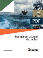 Manual Del Usuario de Cables