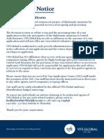 Important Notice JVAC in Dubai New GERMANY UAE 07042019