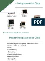 Apresentação Para Curso Sobre Monitor Multiparamétrico