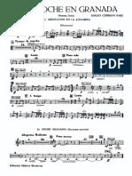 Una noche en Granada Trompeta 2