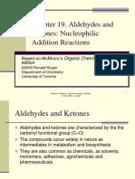 2 Aldehyde Ketone