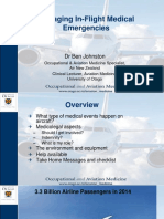 Managing in-Flight Medical Emergencies