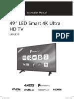 Logik 49' LED Smart Ultra HD TV L49UE17 Manual.pdf