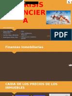 2.2 La Crisis Financiera
