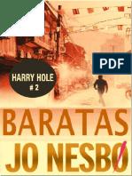 Baratas - Jo Nesbo