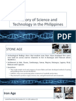 History of Science and Technology in the Philippines