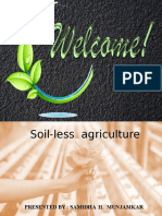 soil less ppt