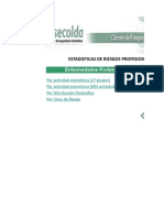 Enfermedad Profesional 2000-2011
