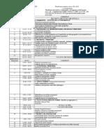 Planificarea Materiei Clasa a IX a REAL