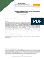 Castelló - Vista de los retos actuales de la alfabetización académica
