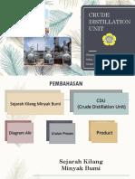 Crude Distilation Unit