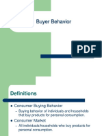 4.Buyer Behavior