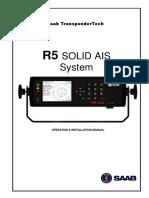 7000 118-200,K1,R5 Solid AIS Transponder System