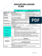 y3 Lp Civic Edu August Responsibility Print