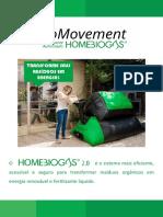 Informativo Homebiogas 2.0