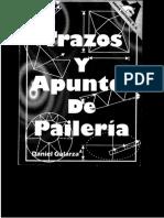 Manual; Caldereria; Tuberias; Trazos y Apuntes de Paileria; Daniel Galarza