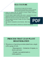 2. Plant Tissue Culture -Methods and Applications