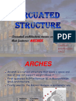 Structural System Arcuated