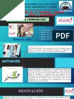 Direccion Comercial- Empresa de MODA ACCESORIOS