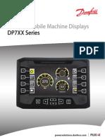 Display Series DP7XX TechInfo