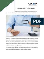TEMA1.1A Auditoria Externa