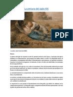 El Realismo - La Pintura