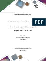 AA3-Ev4-Informe Sobre La Ejecución Del Plan de Configuración 1881788