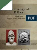 Modelo antiguo de política
