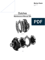 Meritor Clutch Maintenance Manual