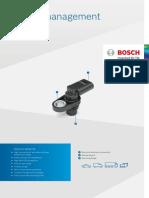 Product Data Sheet Camshaft Position Sensor