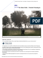 The Silent Fields - Pesticide Poisoning in Punjab - Sean Gallagher - Photographer & Filmmaker _ Beijing, China