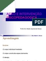 Avaliação e diagnóstico psicopedagógico