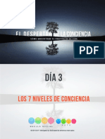 Los 7 niveles de conciencia