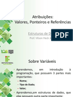 03 Ponteiros Valores Referencias