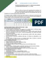 Evaluación de Matemáticas y Fisica 2019-2020