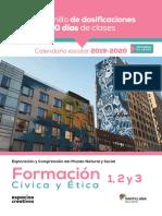Formacion civica y etica 1,2 y 3